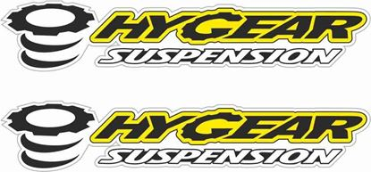 """Picture of """"Hygear Suspension"""" Decals / Stickers"""