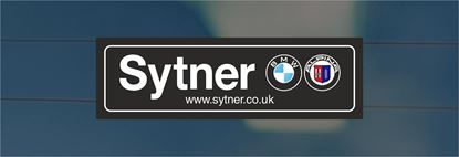 Picture of Sytner Dealer rear glass Sticker