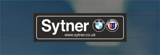 Picture of Sytner Dealer rear glass Sticker