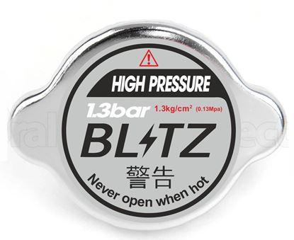 Picture of Blitz Radiator cap Decal / Sticker