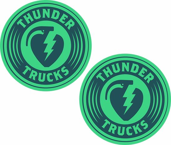 Picture of Thunder Trucks Decals / Stickers