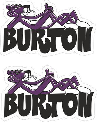 Picture of Burton Decals / Stickers