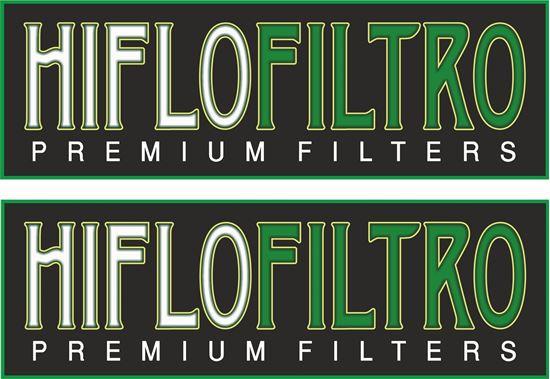 "Picture of ""Hiflo Filtro"" Decals / Stickers"