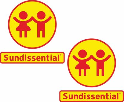 Picture of Sundissential Decals / Stickers