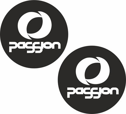 Picture of Passion Decals / Stickers