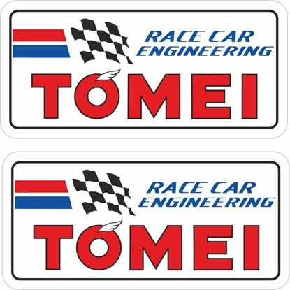 Picture of Tomei Decals / Stickers