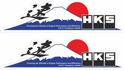 Picture of HKS Decals / Stickers