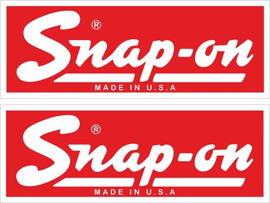 Picture of Snap-on general panel Decals / Stickers
