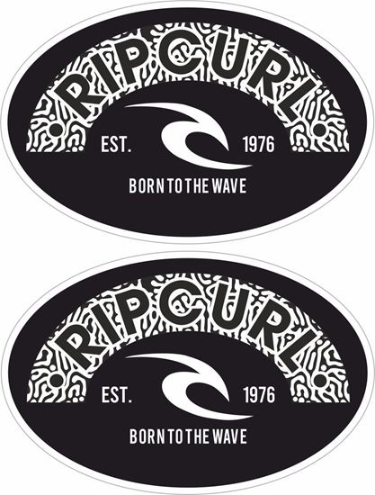 Picture of Rip Curl Decals / Stickers
