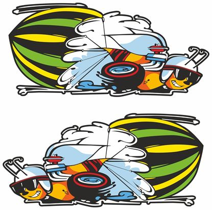 Picture of Dodge Scat Pack Decals / Stickers