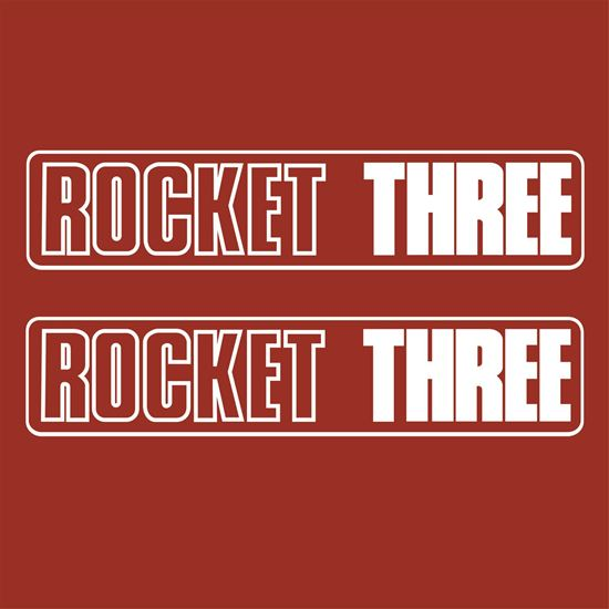 Picture of BSA Rocket Three restoration Decals / Stickers