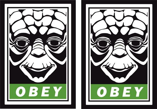 Picture of Obey Decals / Stickers