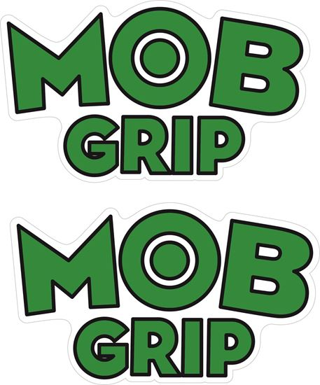 Picture of Mob Grip Decals / Stickers