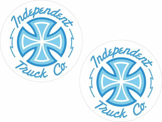 Picture of Independent Truck Company Decals / Stickers