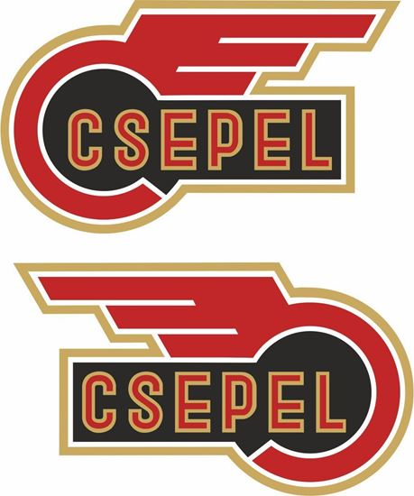 Picture of CSEPEL Decals / Stickers