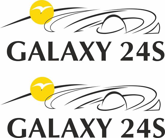 Picture of Pilote Galaxy 24 S  Decals / Stickers
