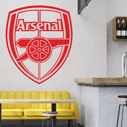 Picture of Arsenal F.C. Wall Art sticker