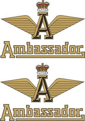 Picture of Ambassador Decals / Stickers