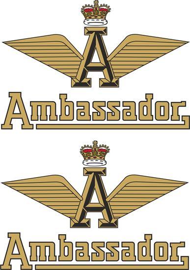 Picture of Ambassador Decals / Stickers