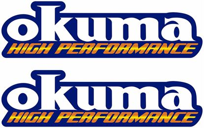 Picture of Okuma Decals / Stickers