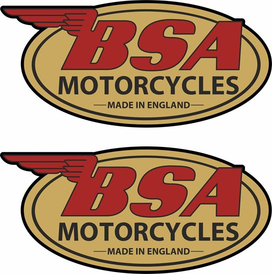 Picture of BSA Decals / Stickers