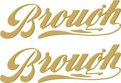 Picture of Brough Decals / Stickers