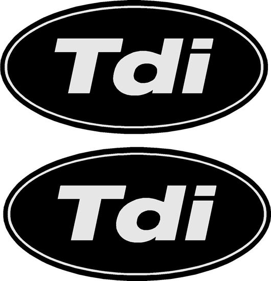 Picture of Land Rover Tdi Decals / Stickers
