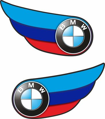 Picture of BMW Custom Decals / Stickers
