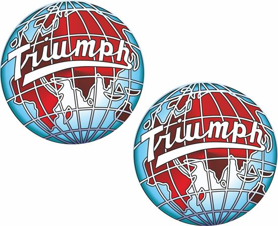 Picture of Triumph Decals / Stickers