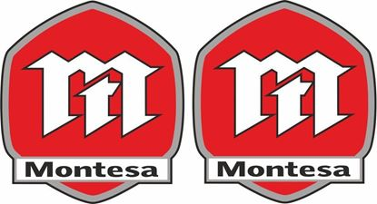 Picture of Honda Montesa Decals / Stickers