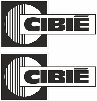 "Picture of ""Cibie"" Decals / Stickers"