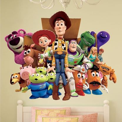 Picture of Toy Story Wall Art sticker