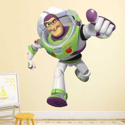 Picture of Buzz Lightyear Wall Art sticker