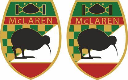 Picture of McLaren Decals / Stickers