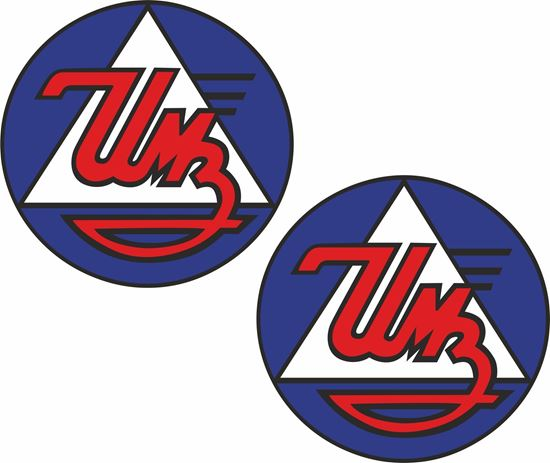 Picture of Ural Motorcycle Decals / Stickers