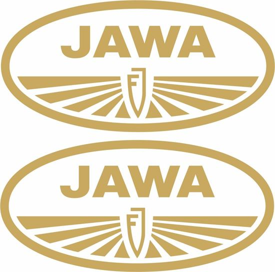 Picture of Jawa Decals / Stickers