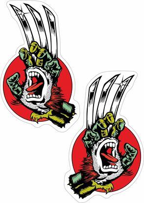 Picture of Santa Cruz  Decals / Stickers