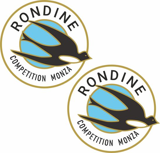 Picture of Rondine Decals / Stickers