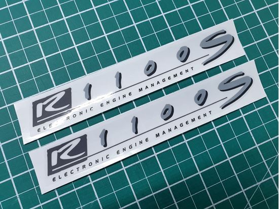 Picture of BMW R 1100 S 1998 - 2002 Replacement Decals / Stickers