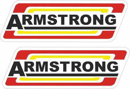 Picture of Armstrong Decals / Stickers