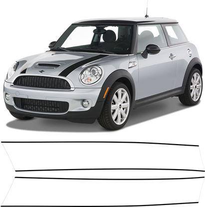 Picture of Mini R55 / R56 / R57 / R58 / R59 Bonnet  Stripes  TWO COLOUR