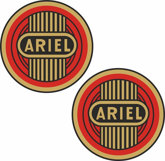 Picture of Ariel Motorcycle Decals / Stickers