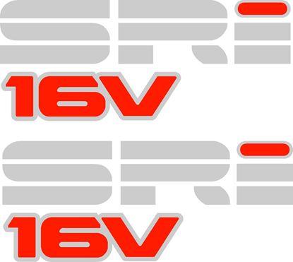 Picture of Vauxhall  Nova SRi Decals / Stickers