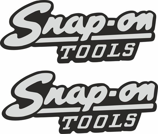 Picture of Snap-on Tools general panel Decals / Stickers