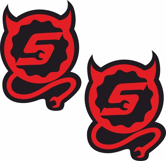 Picture of Snap-On Decals / Stickers