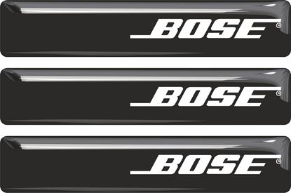Picture of Bose Gel Badges