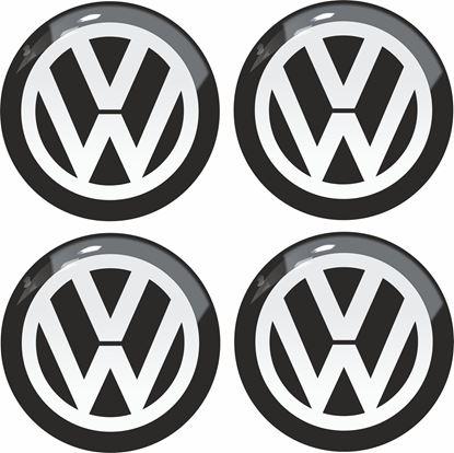 Picture of Wheel centre gel Badges