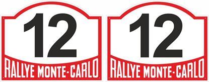 Picture of Rallye Monte Carlo Door Numbers