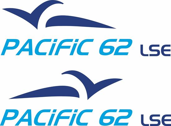 Picture of Pilote Pacific 62 LSE General panel  Decals  / Stickers