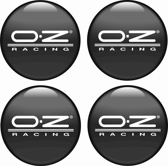 Picture of OZ Racing Wheel centre Gel Badges